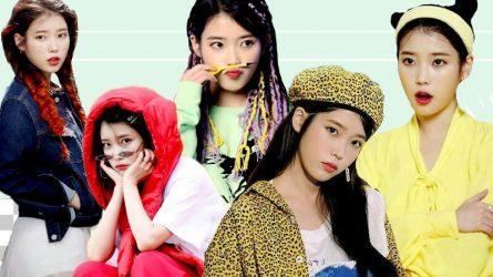 Phong cách thời trang của IU trong MV trở lại: Màn