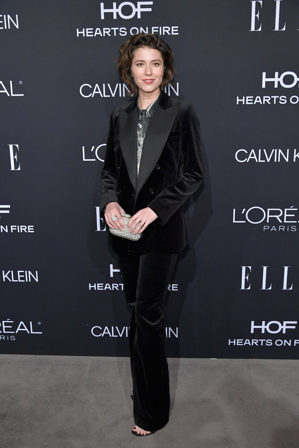 thời trang thảm đỏ ELLE's Women in Hollywood 12
