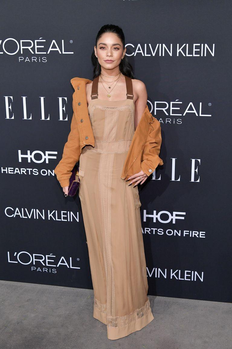 thời trang thảm đỏ ELLE's Women in Hollywood 8