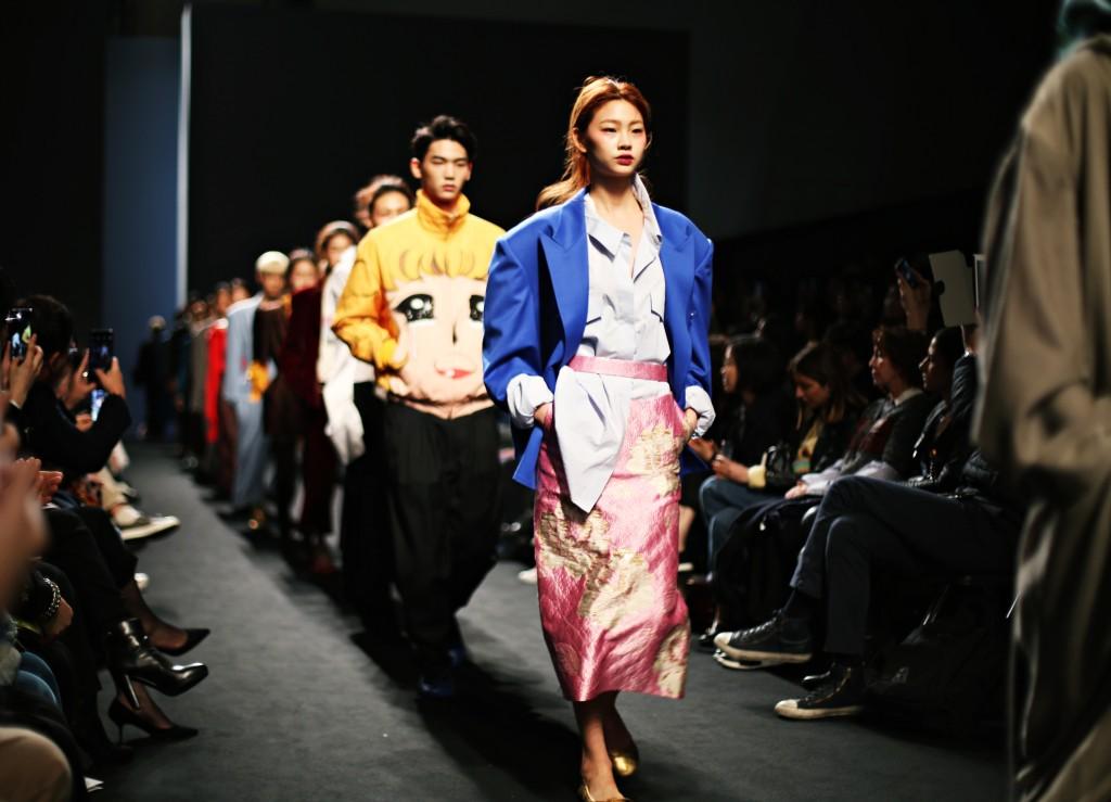 Sự trở lại đầy mới mẻ của Tuần lễ Thời trang Seoul 2019 10