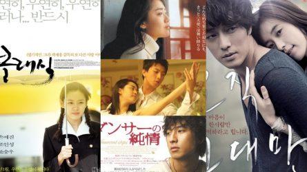 6 phim tình cảm lãng mạn Hàn Quốc khiến bạn muốn yêu và được yêu ngay lập tức