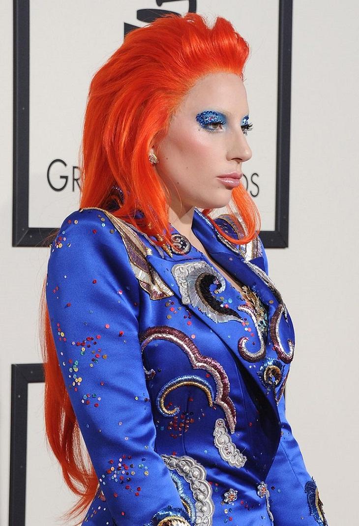 tạo hình của Lady Gaga 07