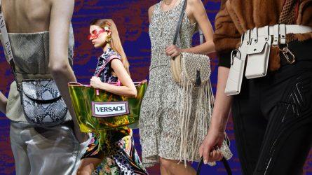 Cập nhật 6 xu hướng túi xách nổi bật từ Tuần lễ thời trang 2019