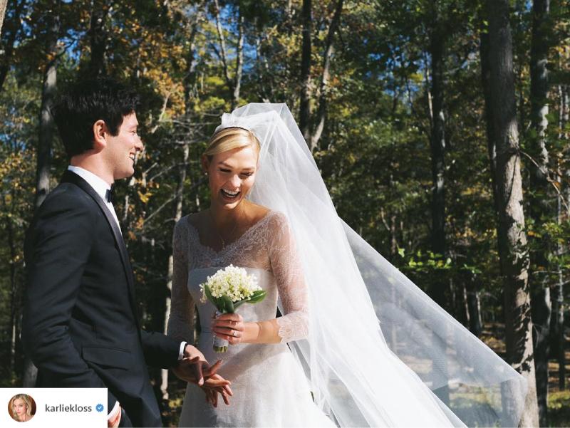 váy cưới của Karlie Kloss5