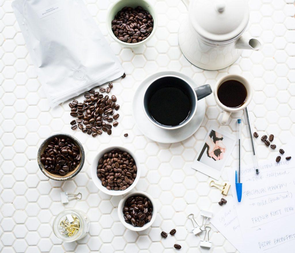 lợi ích của cà phê 01