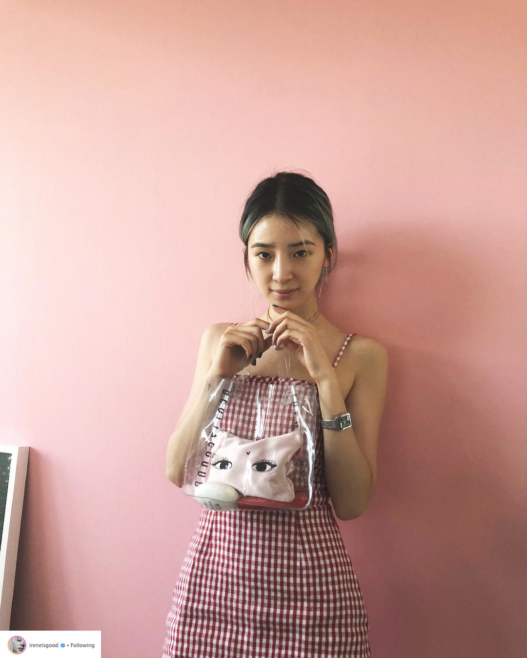 Bí quyết tạo dáng chuyên nghiệp từ nữ hoàng street style xứ Hàn Irene Kim 16