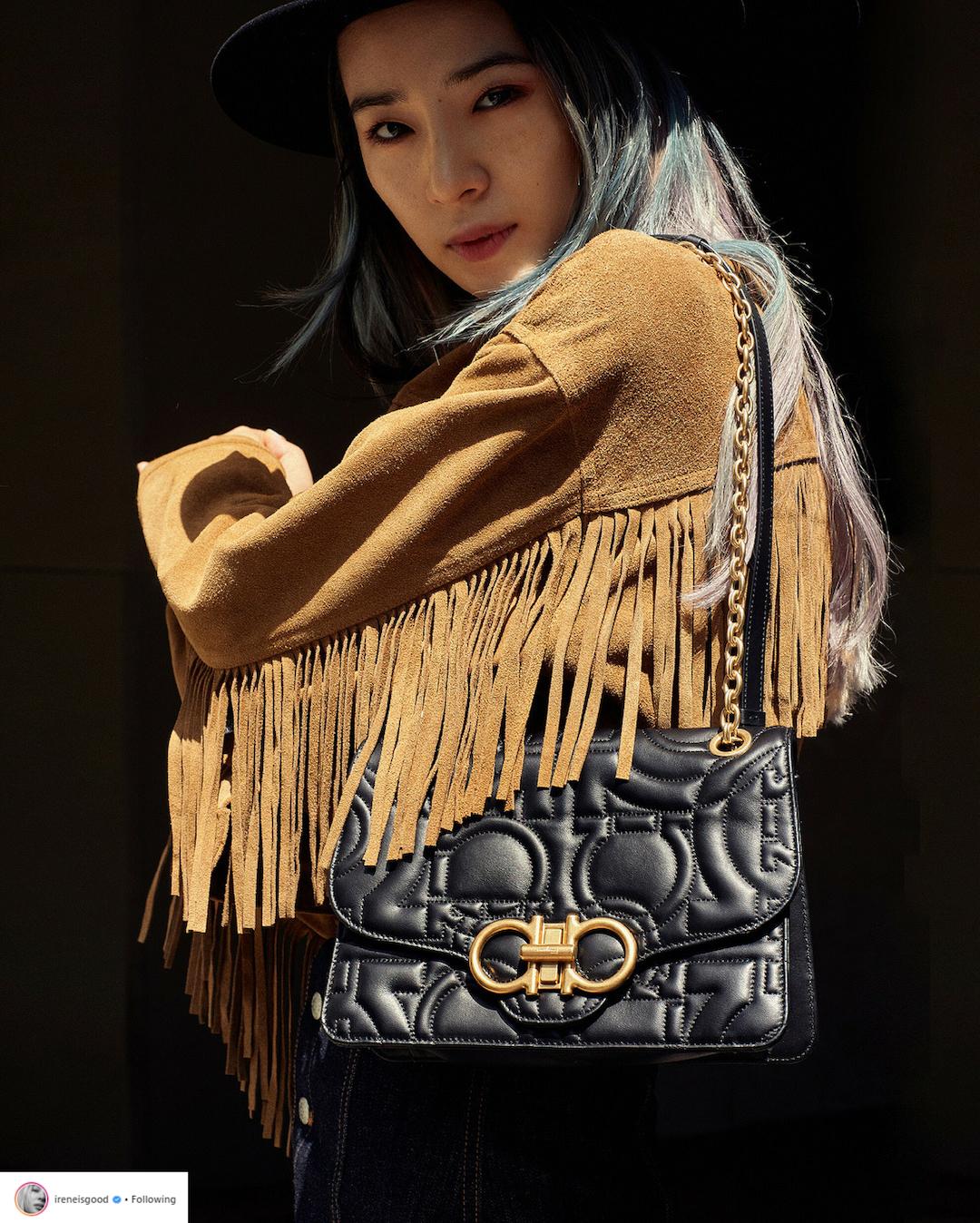 Bí quyết tạo dáng chuyên nghiệp từ nữ hoàng street style xứ Hàn Irene Kim 18