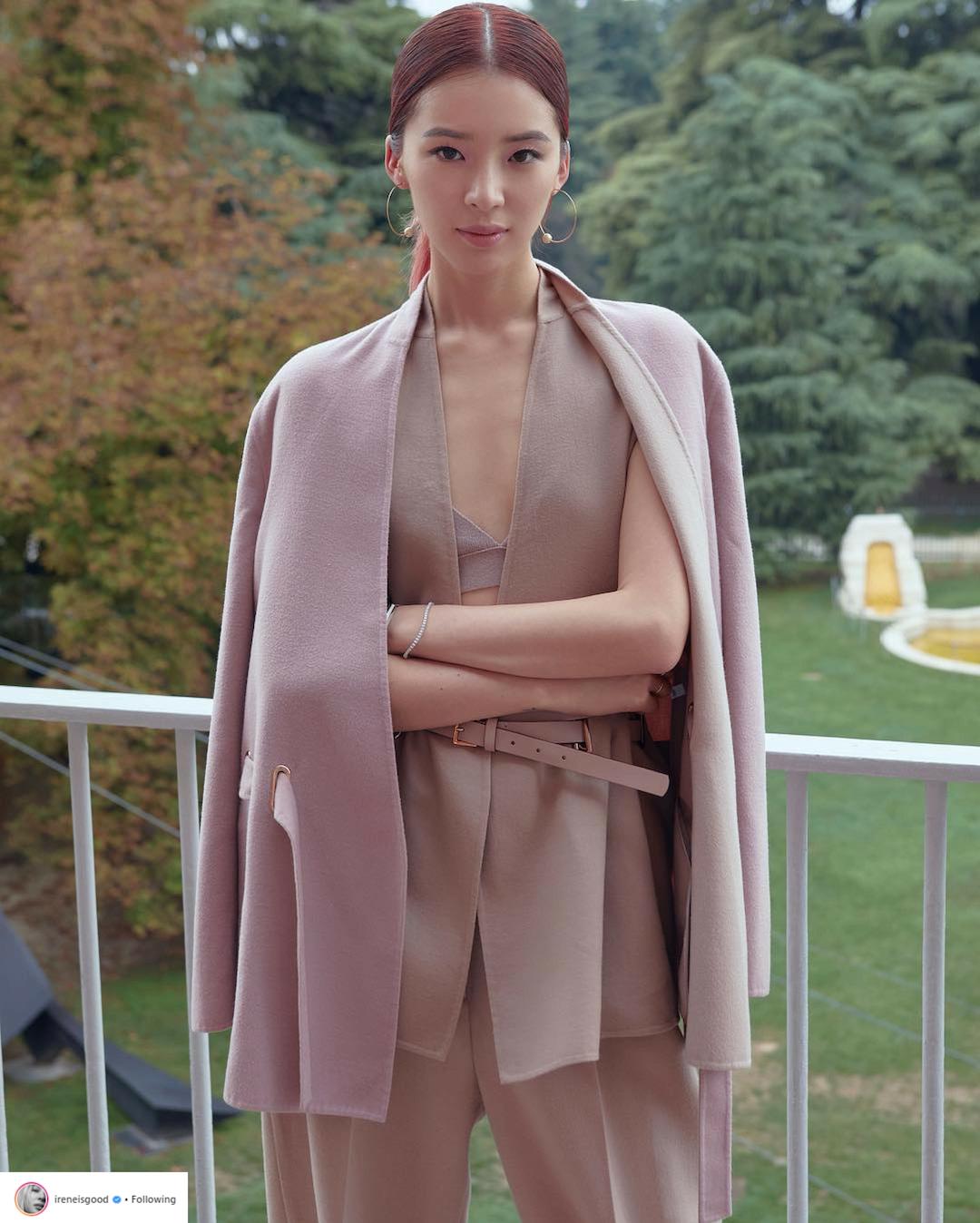Bí quyết tạo dáng chuyên nghiệp từ nữ hoàng street style xứ Hàn Irene Kim 4