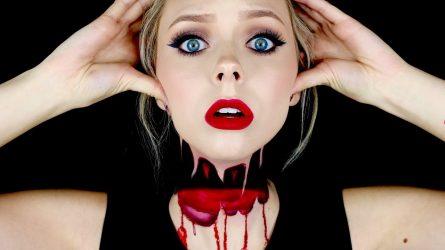 Đi tìm ý tưởng trang điểm Halloween từ các beauty guru trên Youtube