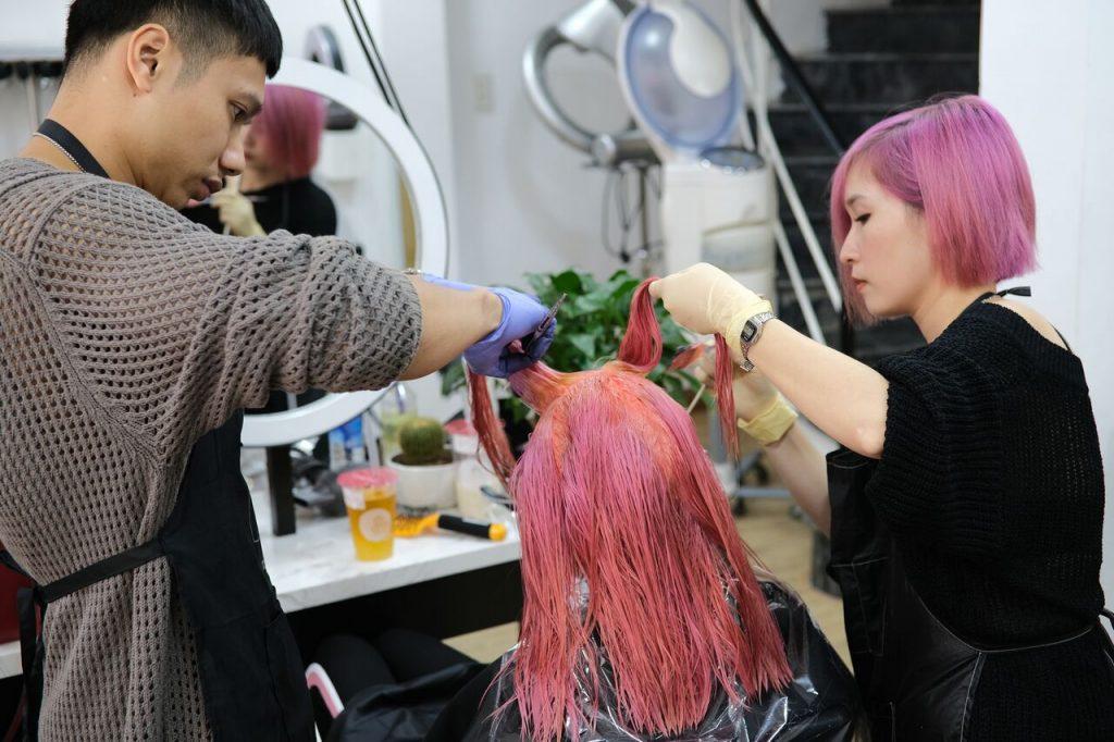 Chromatech: Phương pháp nhuộm mới cho mái tóc khoẻ 5