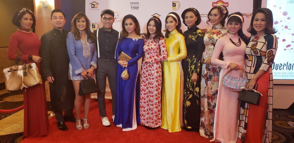 Cô Ba Sài Gòn ra mắt khán giả quốc tế tại Nam California, Mỹ 3