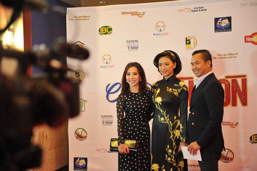 Cô Ba Sài Gòn ra mắt khán giả quốc tế tại Nam California, Mỹ 5
