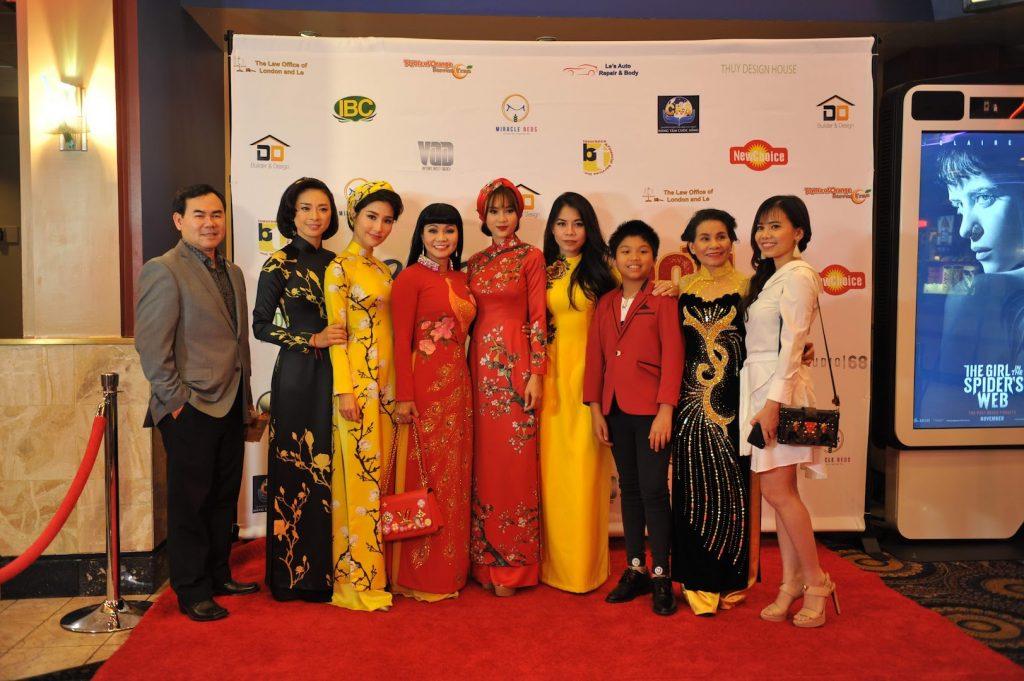 Cô Ba Sài Gòn ra mắt khán giả quốc tế tại Nam California, Mỹ 9