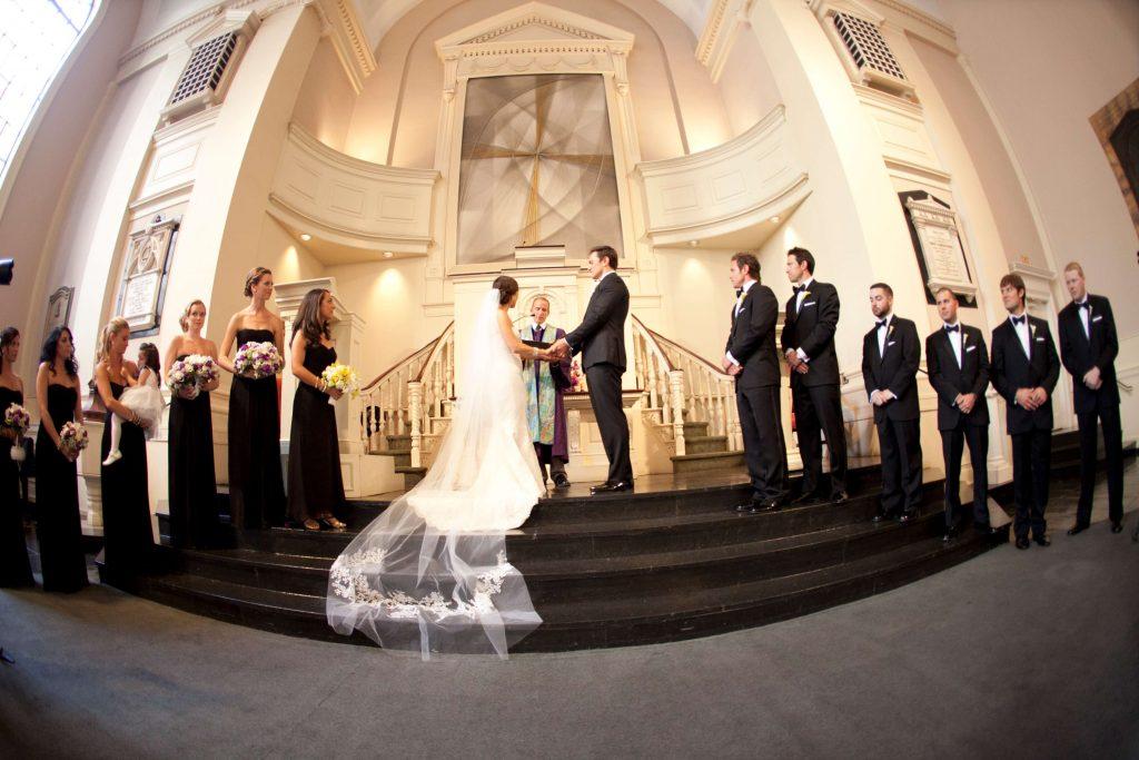 Những sai lầm cơ bản khi chọn trang phục cưới của cô dâu 12