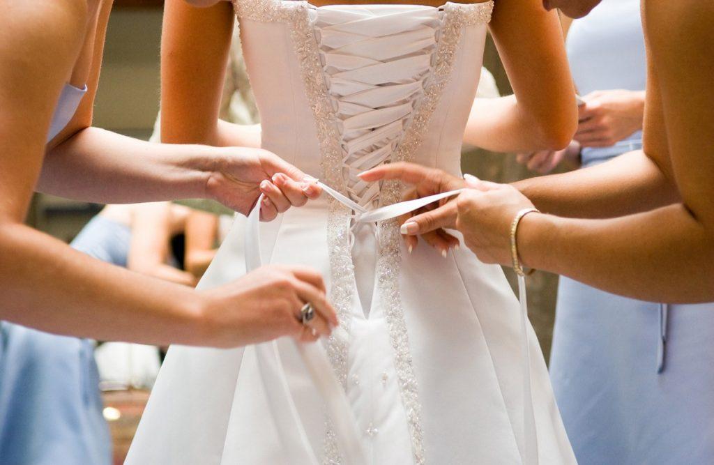 Những sai lầm cơ bản khi chọn trang phục cưới của cô dâu 6
