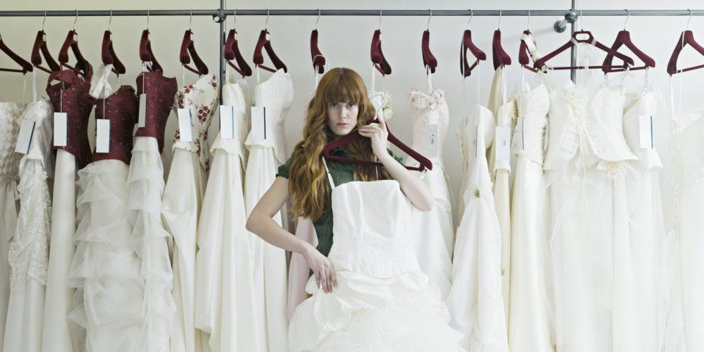 Những sai lầm cơ bản khi chọn trang phục cưới của cô dâu 9