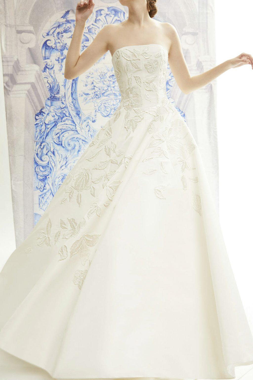 thương hiệu váy cưới Carolina Herrera