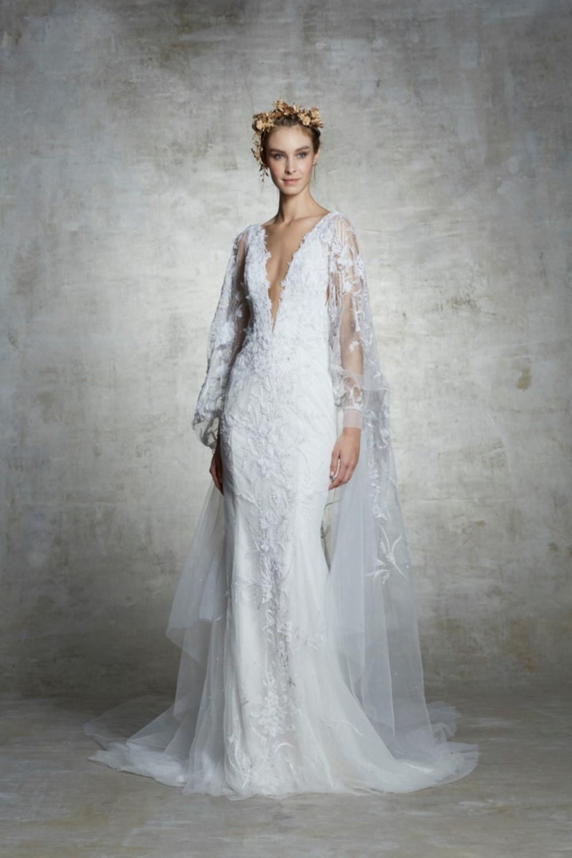 thương hiệu váy cưới Marchesa