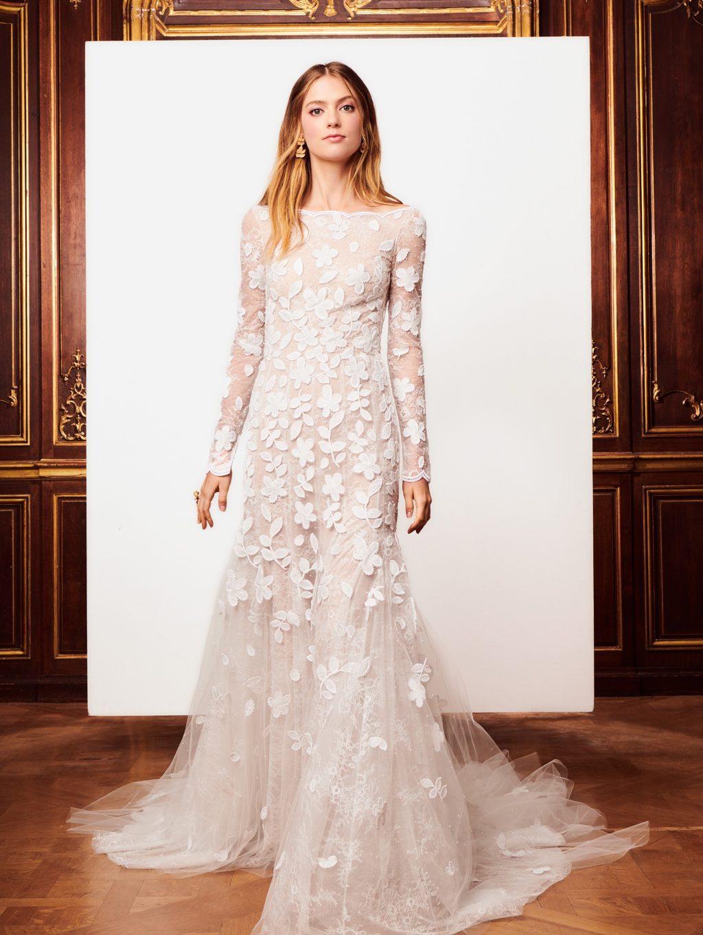 thương hiệu váy cưới Oscar de la Renta