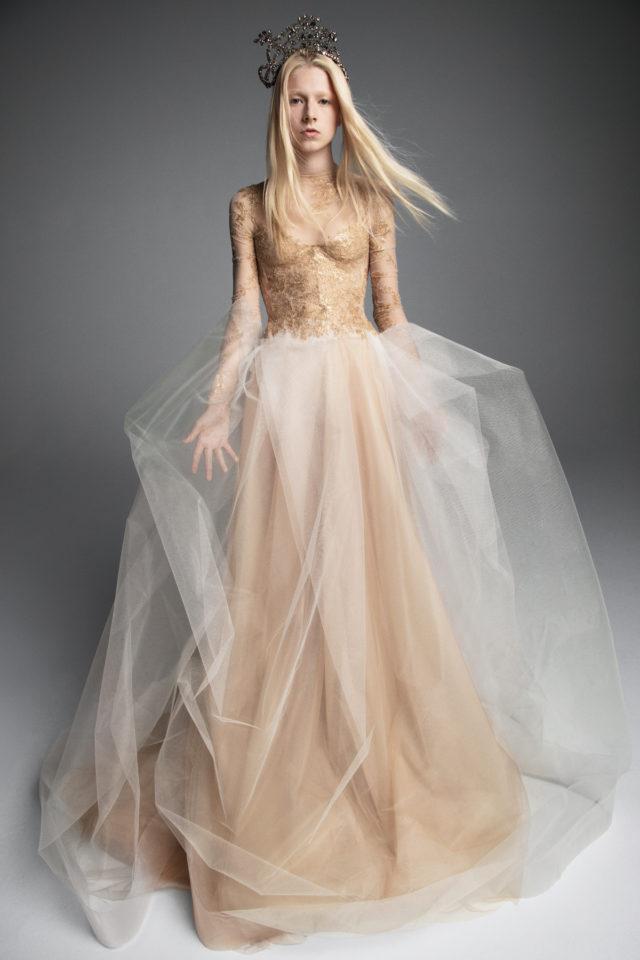 thương hiệu váy cưới Vera Wang