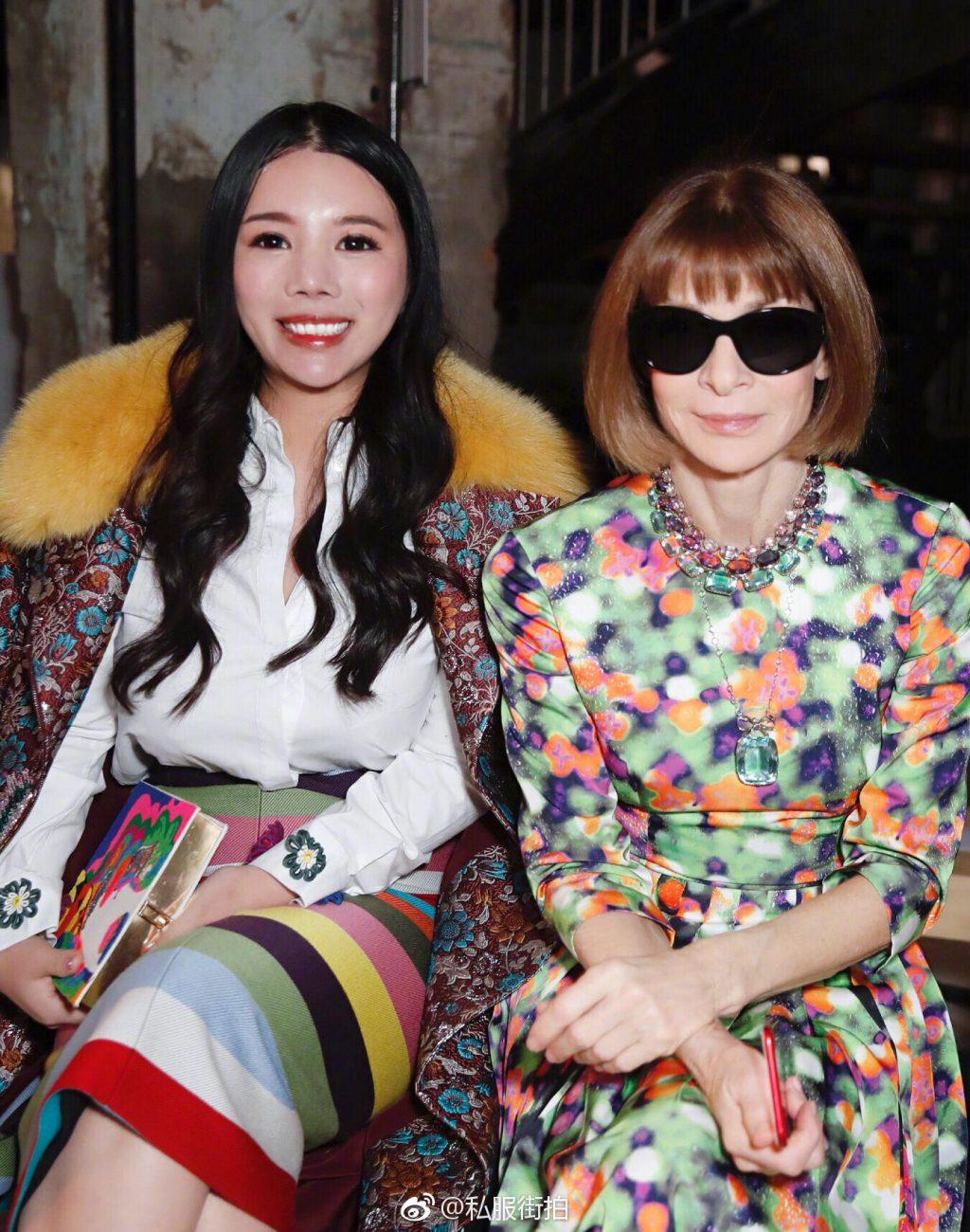 Wendy Yu đầu tư vào Viện trang phục Bảo tàng Nghệ thuật Metropolitan 14
