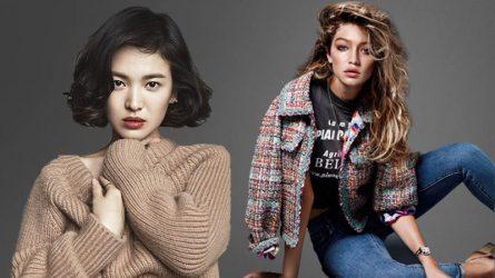 [Điểm tin sao quốc tế] Song Hye Kyo thanh lịch nhưng cô đơn trong dự án phim mới, Gigi Hadid thể hiện thái độ khi bị paparazzi theo dõi