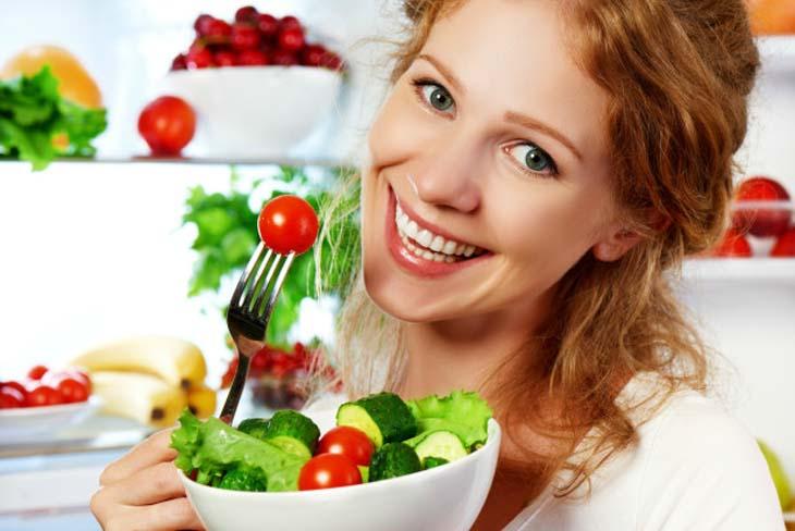 03 chế độ ăn chay