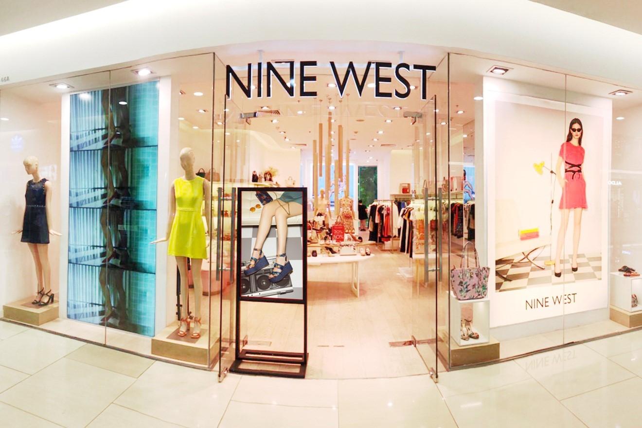 Nhãn hiệu Nine West tại Việt Nam đã chính thức được trao quyền thương mại cho công ty TNHH TM Hiệp Việt 6