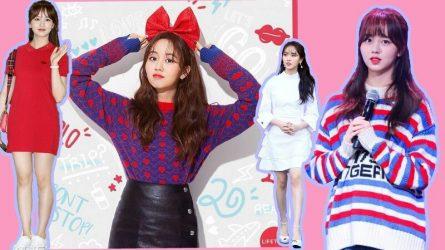 Phong cách thời trang của Kim So Hyun tạo nên vẻ đẹp tươi sáng của tuổi trẻ