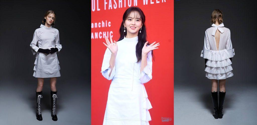phong cách thời trang của Kim So Hyun 1