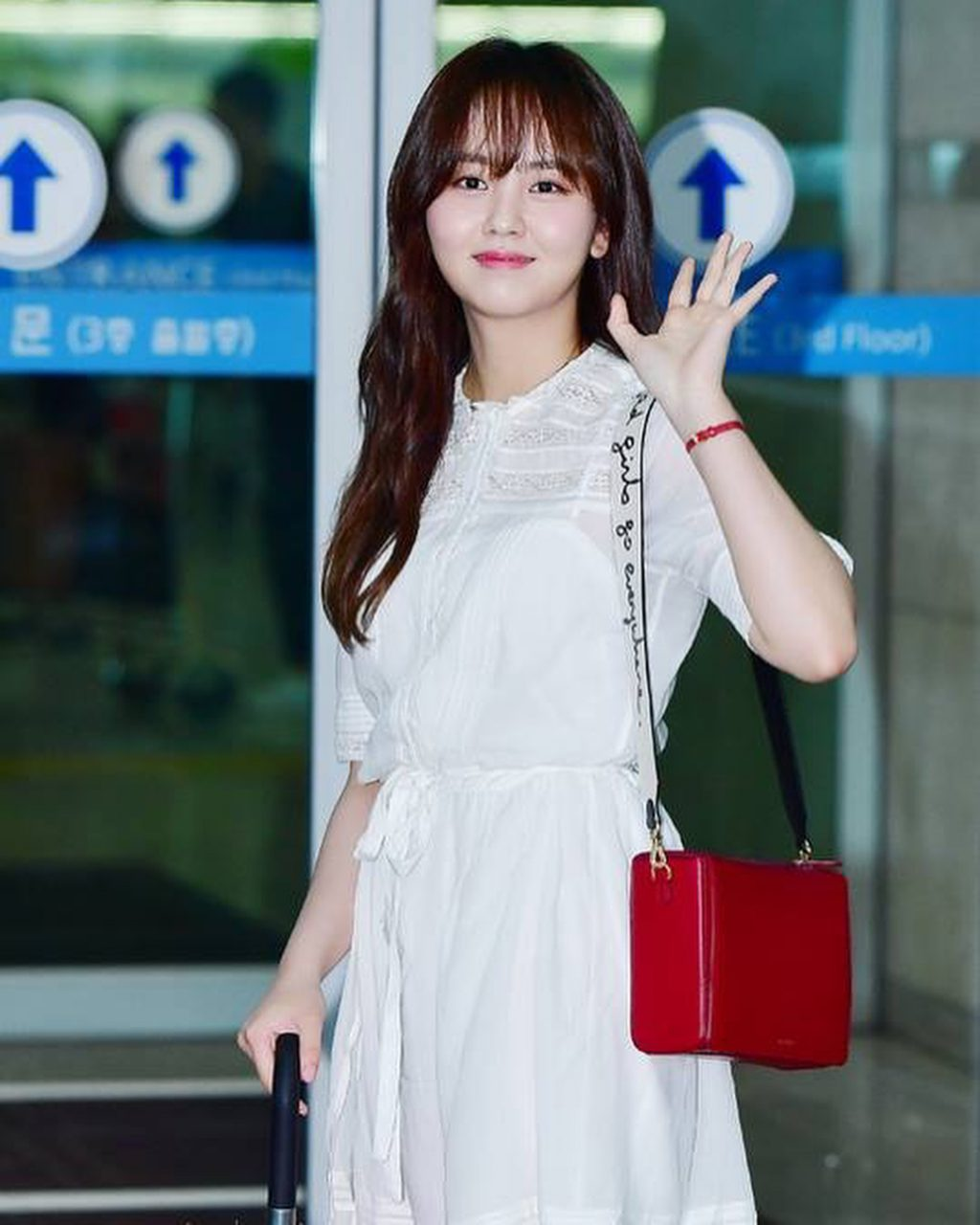 phong cách thời trang của Kim So Hyun 111