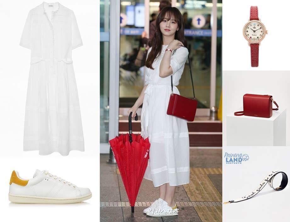 phong cách thời trang của Kim So Hyun 3phong cách thời trang của Kim So Hyun 3