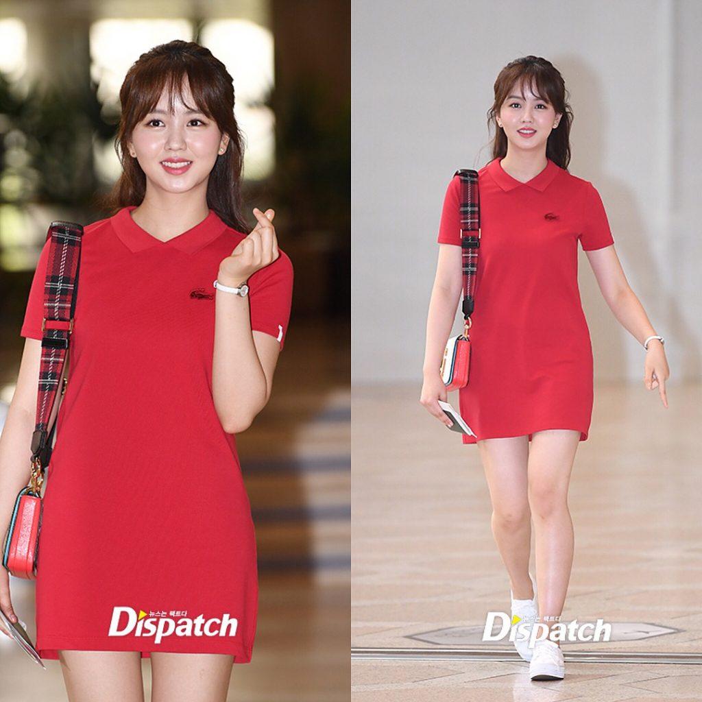 phong cách thời trang của Kim So Hyun 8