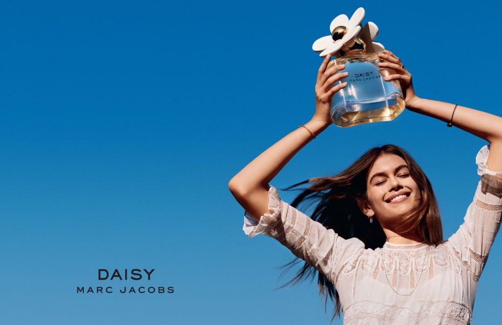Ra mắt dòng nước hoa mới Daisy Love by Marc Jacobs