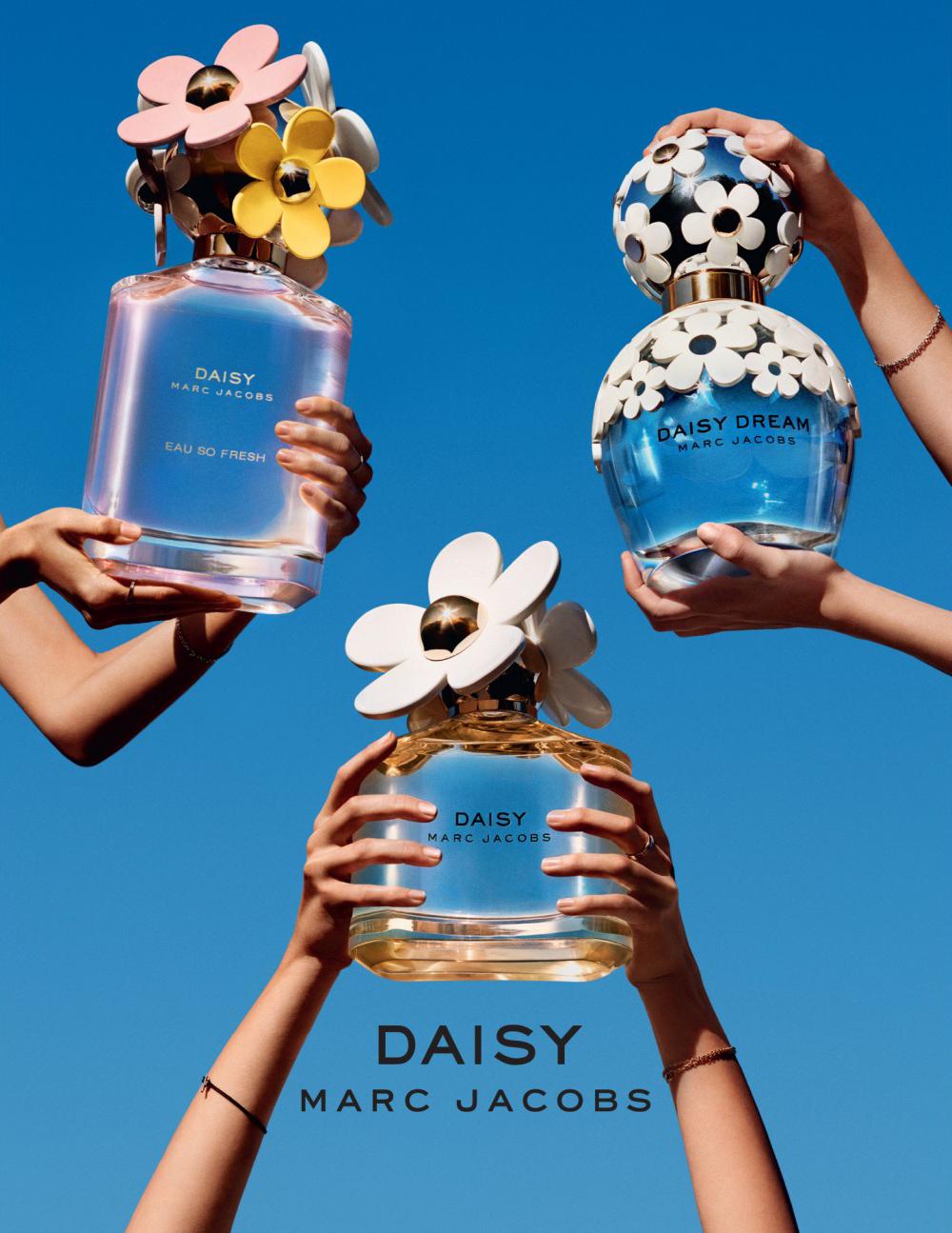 Ra mắt dòng nước hoa mới Daisy Love by Marc Jacobs 3