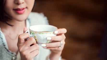 Đi tìm những loại trà tốt giúp bạn duy trì làn da sáng mịn