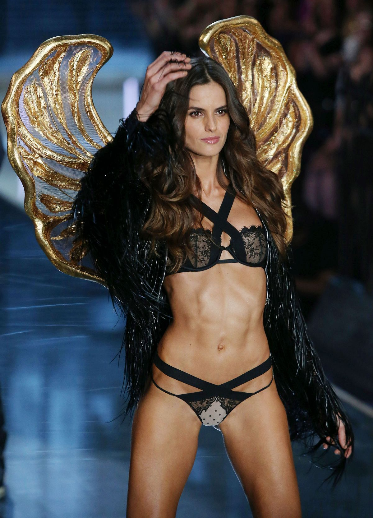 thiên thần Victoria's Secret elle việt nam izabel