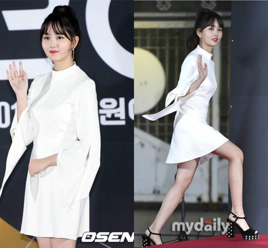 Phong cách thời trang Kim So Hyun 189