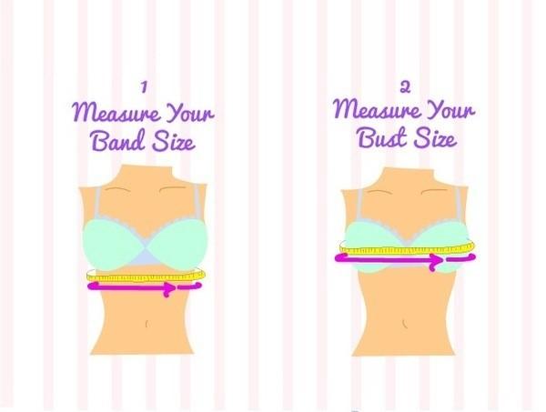 lựa chọn áo ngực đúng cách 2
