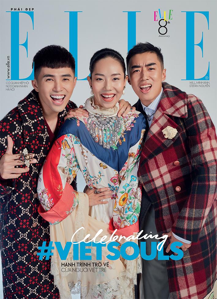 Tạp chí Phái đẹp ELLE 3