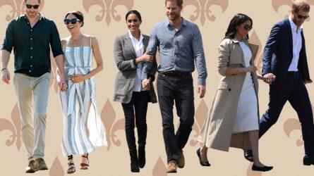 Công nương Meghan truyền thông điệp thời trang bền vững trong chuyến công du Úc