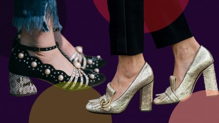 Cập nhật ngay những thiết kế giày cao gót bạn cần có cho mùa lễ hội