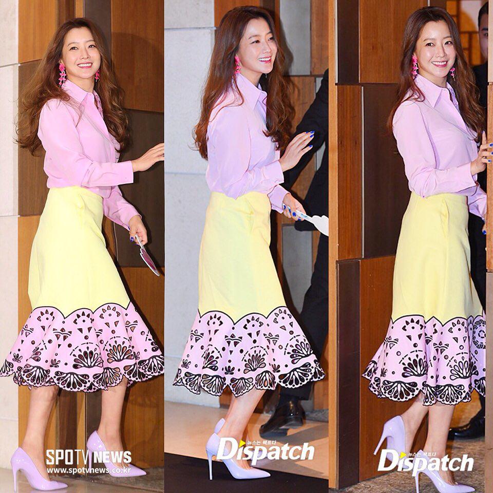 phong cách thời trang của kim hee sun 6