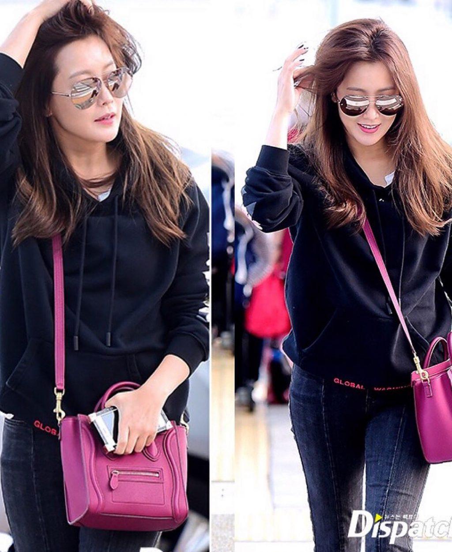 phong cách thời trang của kim hee sun 9