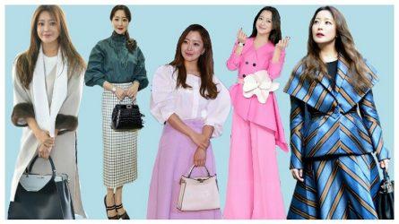 Phong cách thời trang của Kim Hee Sun: