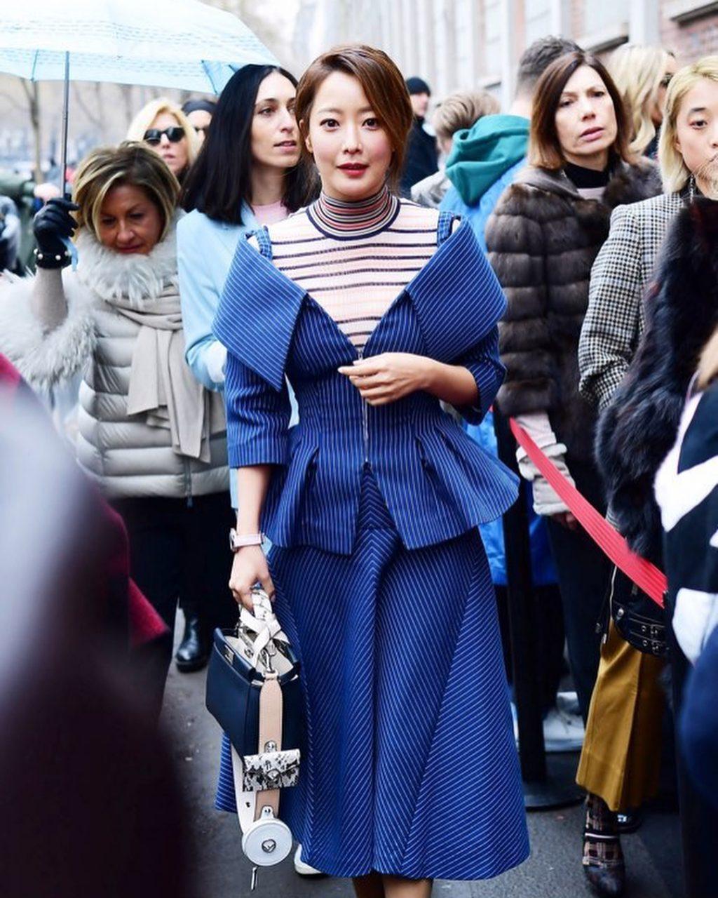 phong cách thời trang của kim hee sun 20