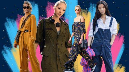 Những gợi ý biến tấu mới mẻ với jumpsuit trong mùa Thu