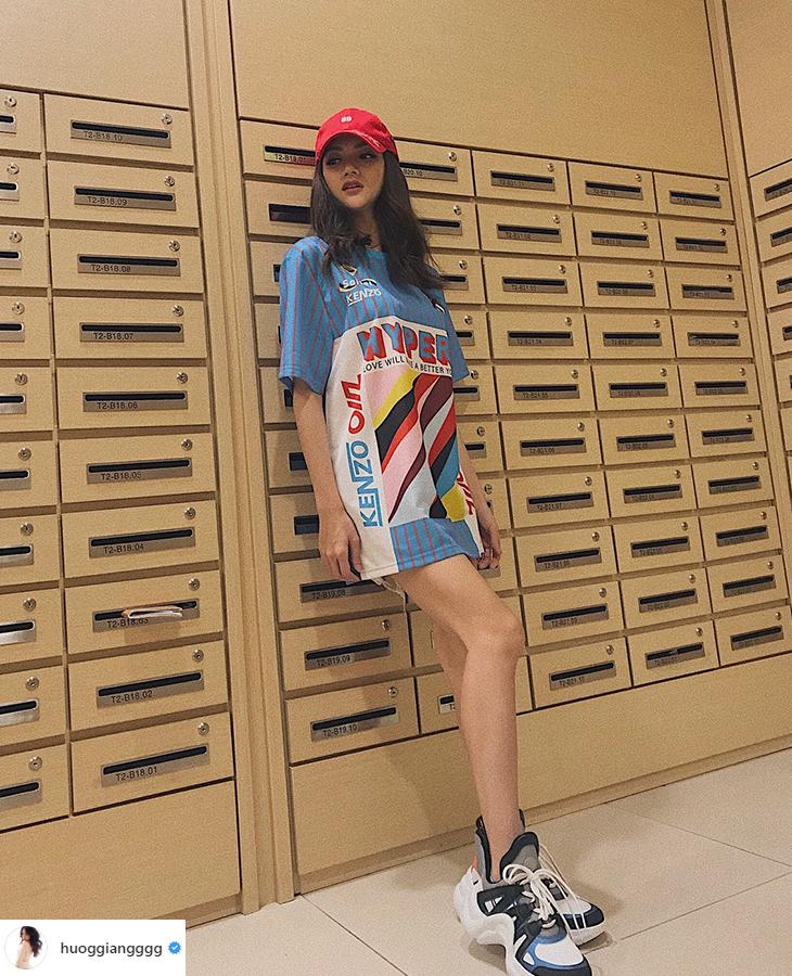 elle việt nam elle style calendar giày dad sneakers 3