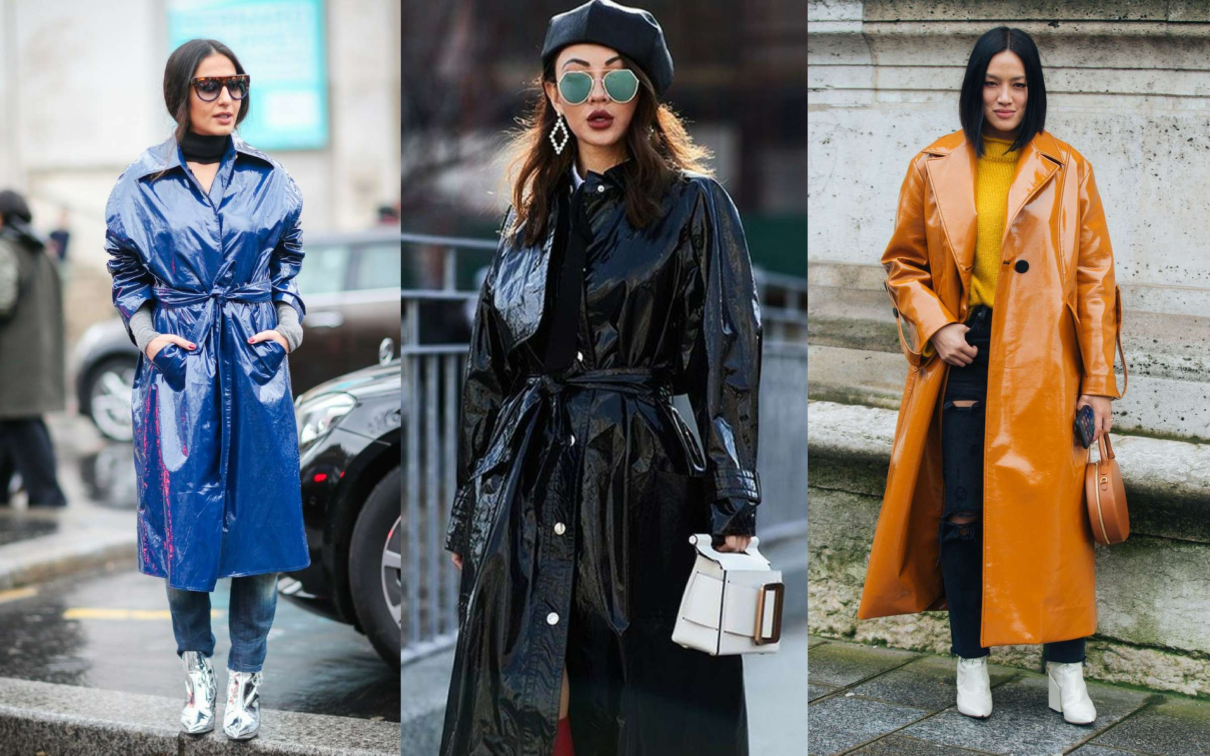 Những mẫu áo trench coat lên ngôi trong mùa mốt Thu – Đông 2018 13
