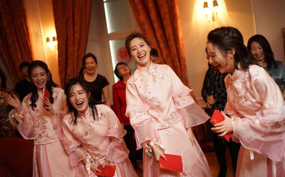đám cưới đường yên la tấn 11